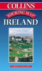 Collins Ireland Touring Map (Collins British Isles and Ireland Maps)