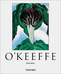 Georgia O'Keeffe 1887-1986: Flowers in the Desert (Basic Art)
