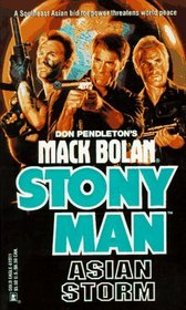 Asian Storm (Stony Man, No 27)