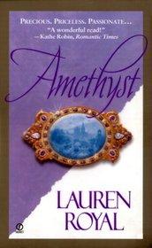 Amethyst (Jewels, Bk 1) (Chase Family, Bk 1)