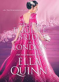 The Most Eligible Bride in London (The Lords of London)