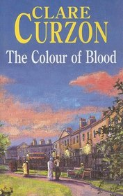 The Colour of Blood (Stakerly, Bk 2) (Large Print)