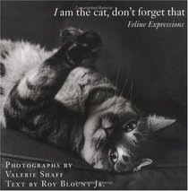 I Am the Cat, Don't Forget That : Feline Expressions