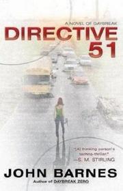 Directive 51 (Daybreak, Bk 1)