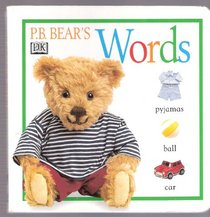 Pb Bear's Words Board Book