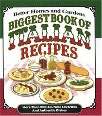 Biggest Book of Italian Recipes