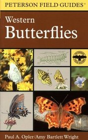 A Field Guide to Western Butterflies (Peterson Field Guides(R))