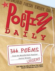 Poetry Daily: Poems from the World's Most Popular Poetry Website