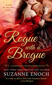 Rogue with a Brogue (Scandalous Highlanders, Bk 2)