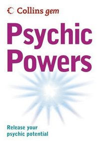 Collins Gem Psychic Powers: Release Your Psychic Potential