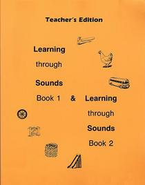 Teacher's Edition Learning Through Sounds Books 1 and 2