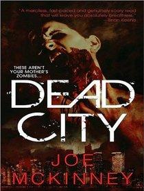 Dead City (Dead World, Bk 1) (Audio CD) (Unabridged)