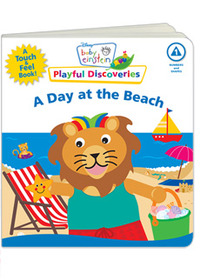 Baby Einstein: A Day At the Beach (Baby Einstein Playful Discoveries, A Day At The Beach)