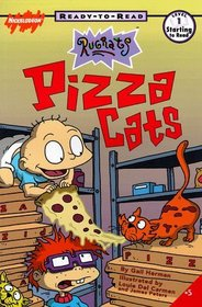 Pizza Cats (Rugrats: Ready-to-Read, Level 1)