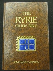 The Ryrie Study Bible: King James Version