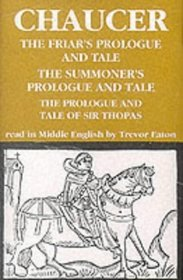 The Friar's Prologue and Tale (Geoffrey Chaucer - the Canterbury tales)