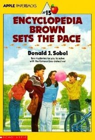 Encyclopedia Brown Sets the Pace (Encyclopedia Brown)