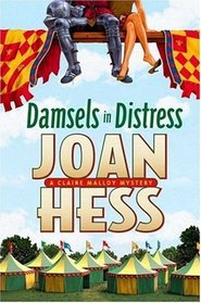 Damsels in Distress (Claire Malloy, Bk 16)