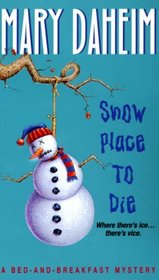 Snow Place to Die (Bed-and-Breakfast, Bk 13)