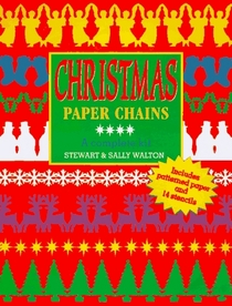 Christmas Paper Chains: A Complete Kit