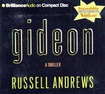 Gideon (Audio CD) (Abridged)