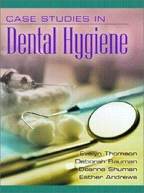 Case Studies in Dental Hygiene