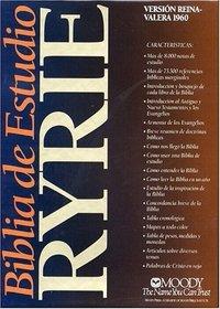 Ryrie Study Bible: Burgundy Regular