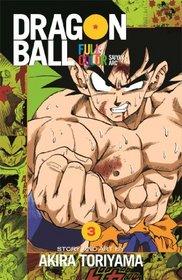 Dragon Ball Full Color, Vol. 3: Saiyan Arc