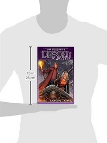 Jim Butcher's Dresden Files: Down Town (Signed Limited Edition)