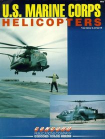 U S Marine Corps Helicopters (Concord Color Series)