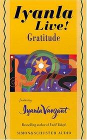 Iyanla Live! Gratitude (Iyanla Live!)