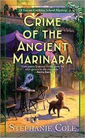 Crime of the Ancient Marinara (Tuscan Cooking School, Bk 2)