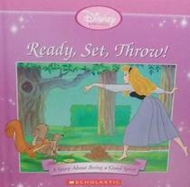 Ready, Set, Throw! (Disney Princess)