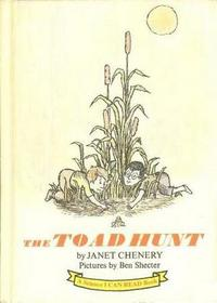 The Toad Hunt (A Science I Can Read Book)