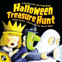 Halloween Treasure Hunt (Lift-the-Flap Book (Puffin Books).)