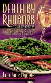 Death by Rhubarb (Heaven Lee, Bk 1)