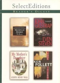 Reader's Digest Select Editions Volume 1 2001 (The Rescue, Code to Zero, My Mother's Daughter, Even Steven)