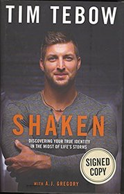 Shaken: Discovering Your True Identity in the Midst of Life's Storms (Signed copy)