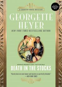 Death in the Stocks (Inspector Hannasyde, Bk 1)