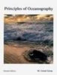 Principles of Oceanography (The Prentice Hall Earth Science Series)