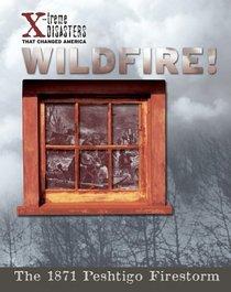 Wildfire!: The 1871 Peshtigo Firestorm (X-Treme Disasters That Changed America)