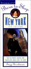 Frommer's Born to Shop New York (7th Ed.)
