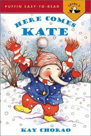 Here Comes Kate (Puffin Easy-to-Read)