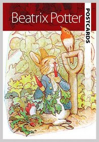 Beatrix Potter Postcards (Dover Postcards)