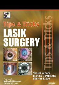 Tips and Tricks Lasik Surgery (with DVD-ROM)