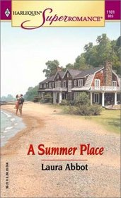 A Summer Place (Harlequin Superromance, No 1101)