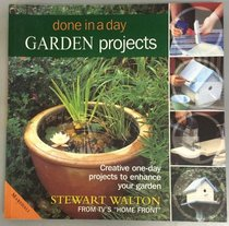 Garden Projects (Done in a Day)