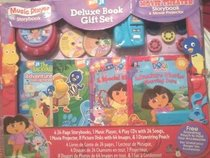 Nick Jr Deluxe Book Gift Set Music Player Movie Theater ...