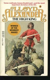 The High King (Chronicles of Prydain Bk 5)