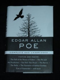 Edgar Allan Poe: Complete and Unabridged (Library of Essential Writers)